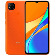 Смартфон Xiaomi Redmi 9C 3/64Gb (NFC) (RU, Sunrise Orange/оранжевый)