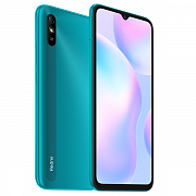 Смартфон Xiaomi Redmi 9A 2/32Gb (RU, Peacock Green/зеленый)