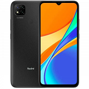 Смартфон Xiaomi Redmi 9C 3/64Gb (NFC) (RU, Midnight Gray/серый)